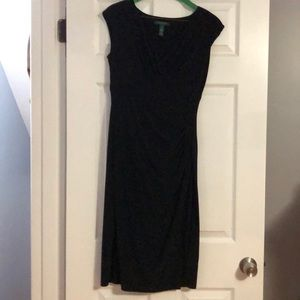 Black Ralph Lauren dress size 6